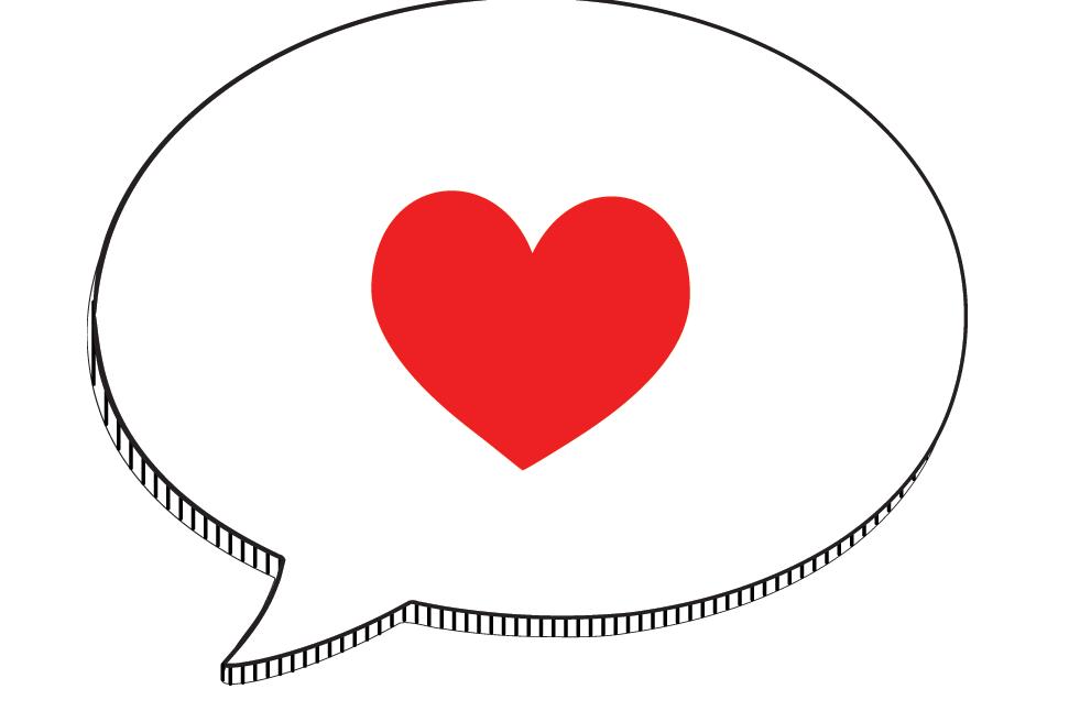 corazón valor de marca
