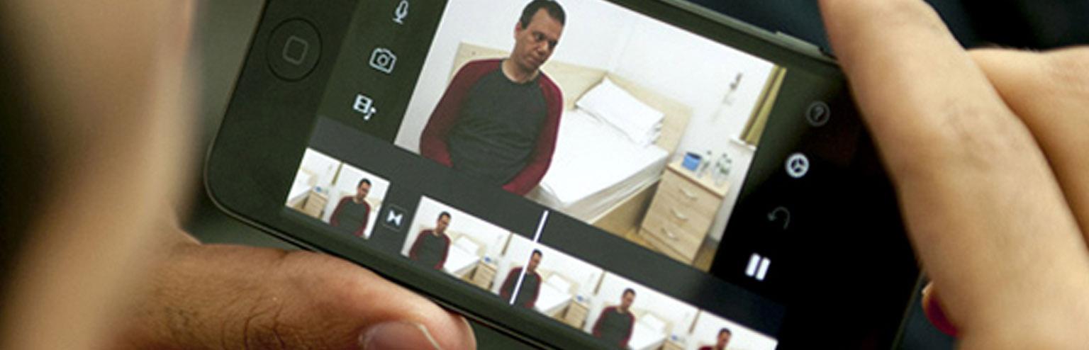 era mobile storytelling smartphone tecnologia virtual redes sociales social media video