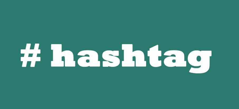 Para qué sirve usar hashtags en un evento o campaña digital