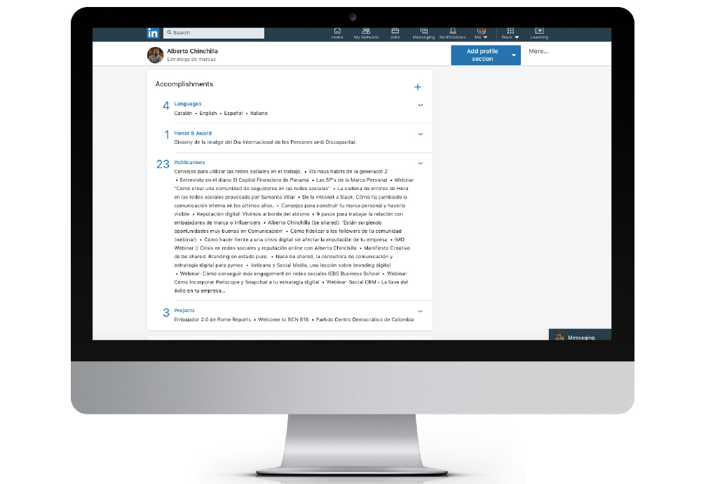 como conseguir recomendaciones en linkedin marca personal linkeding mejora how to get recommendations on linkedin personal brand linkeding improvement tips