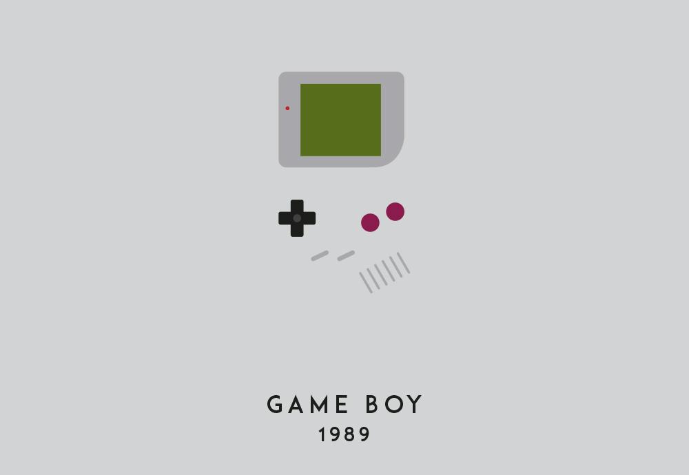 game boy design diseno gameboy ilustracion creativo barcelona agencia creatividad