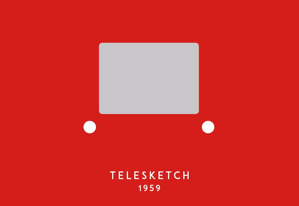 juego telesketch dibujar creatividad barcelona agencia creativa diseno disenador