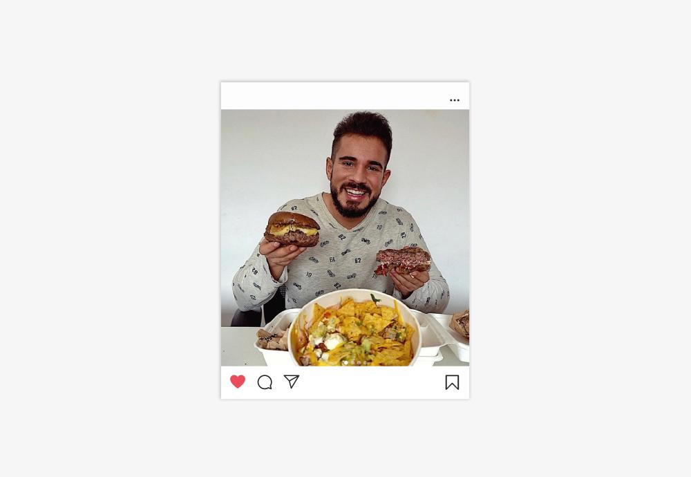 influencer foodie gourmet como ser instagram de comida chef