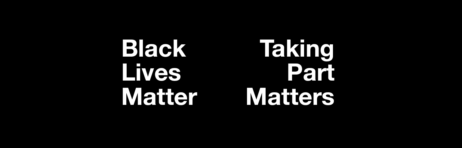 Taking Part Matters be shared barcelona black lives