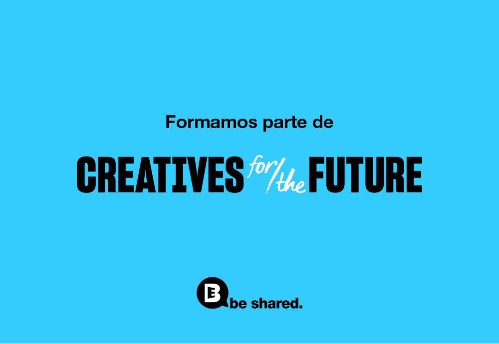 creatives for future be shared barcelona