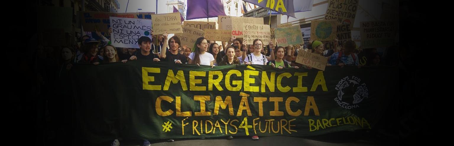 marea verde emergencia climatica